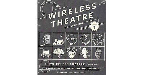Wireless Theatre Collection (Vol 1) (Unabridged) (CD/Spoken Word) - image 1 of 1