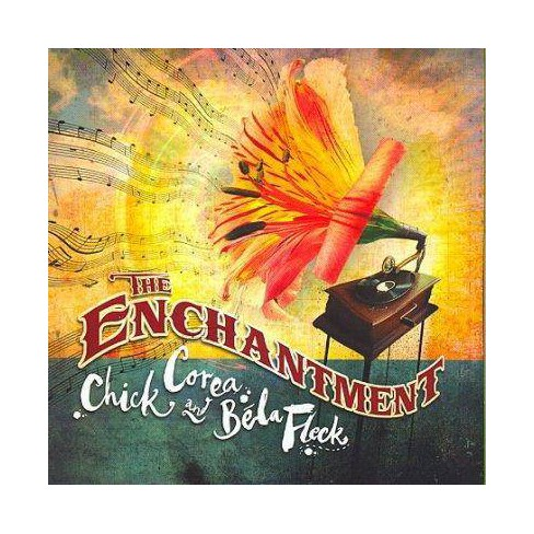 Chick Corea - Enchantment (CD) - image 1 of 1