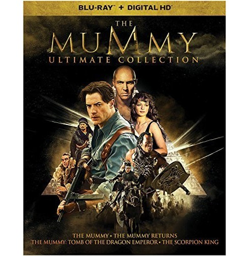 Mummy Ultimate Collection (Blu-ray) - image 1 of 1