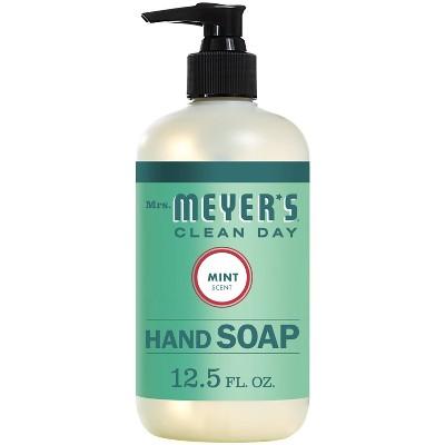 Mrs. Meyer's Clean D Mint Hand Soap - 12.5 fl oz