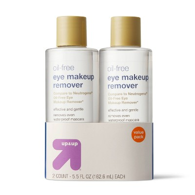 Makeup Remover - 5.5oz - 2pk - up & up™
