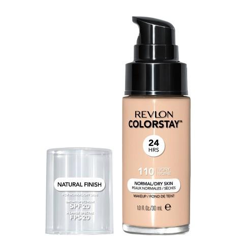 Revlon ColorStay Makeup for Normal/Dry Skin with SPF 20 - 1 fl oz - image 1 of 4