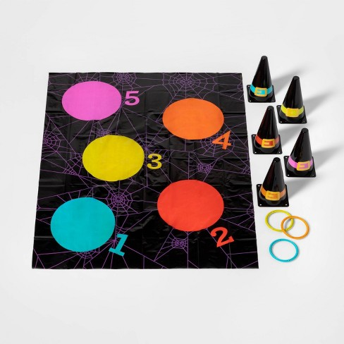 Ring Toss Game Halloween Party Kit - Hyde & EEK! Boutique™ - image 1 of 1