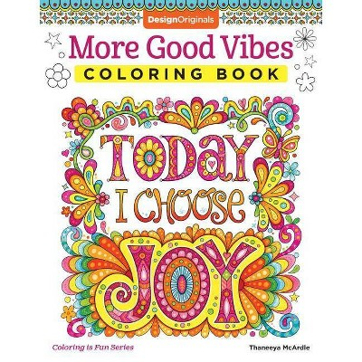 More Good Vibes FEB17NRBS 02/07/2017 - by Thaneeya McArdle (Paperback)