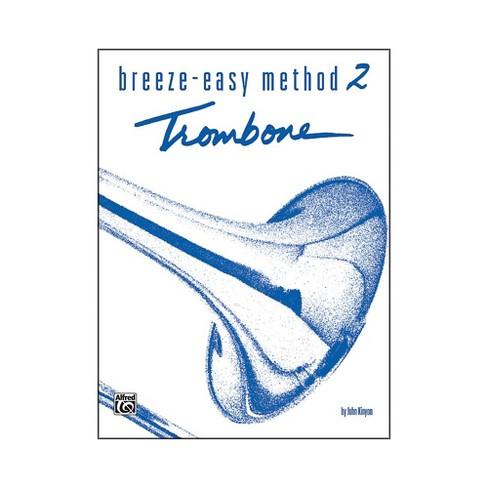 Alfred Breeze-Easy Method for Trombone or Baritone Book II - image 1 of 1