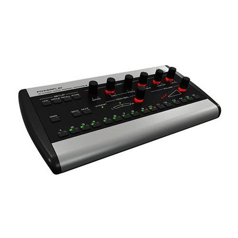 Behringer Powerplay 16 P16-M 16-Channel Digital Personal Mixer - image 1 of 3