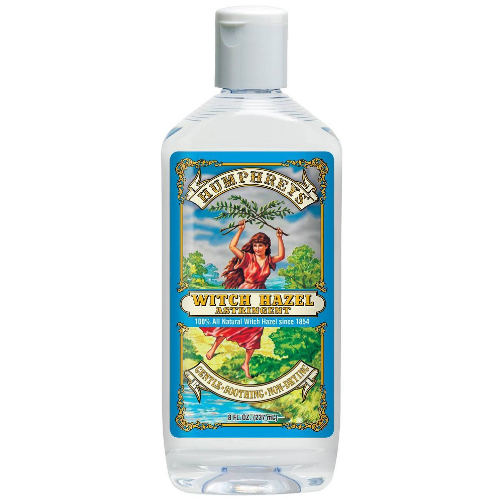 Image of Humphreys 100% Natural Witch Hazel Astringent - 8 fl oz