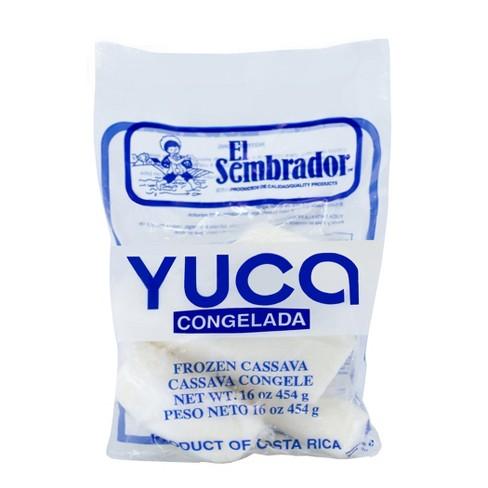 El Sembrador Frozen Yuca - 16oz - image 1 of 1