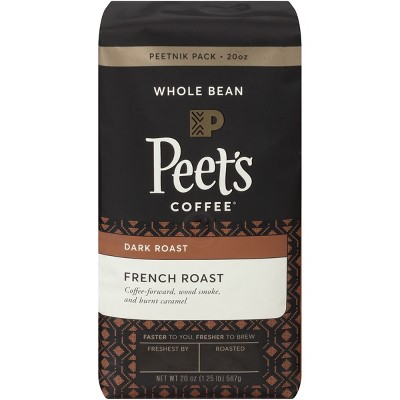 Coffee: Peet's Whole Bean Coffee
