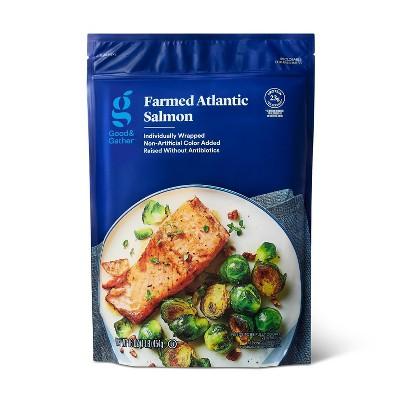 Atlantic Salmon - Frozen - 16oz - Good & Gather™