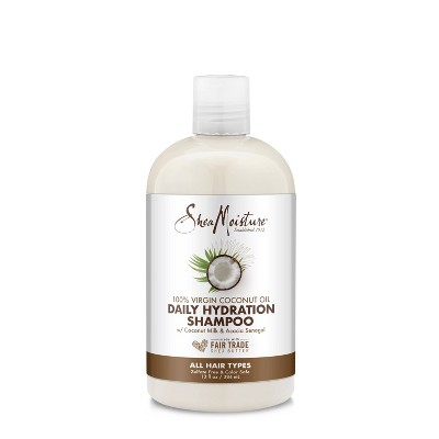 Shampoo & Conditioner: SheaMoisture Daily Hydration