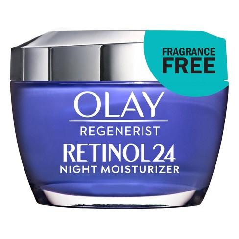 Olay Regenerist Retinol 24 Night Facial Moisturizer - 1.7oz - image 1 of 4