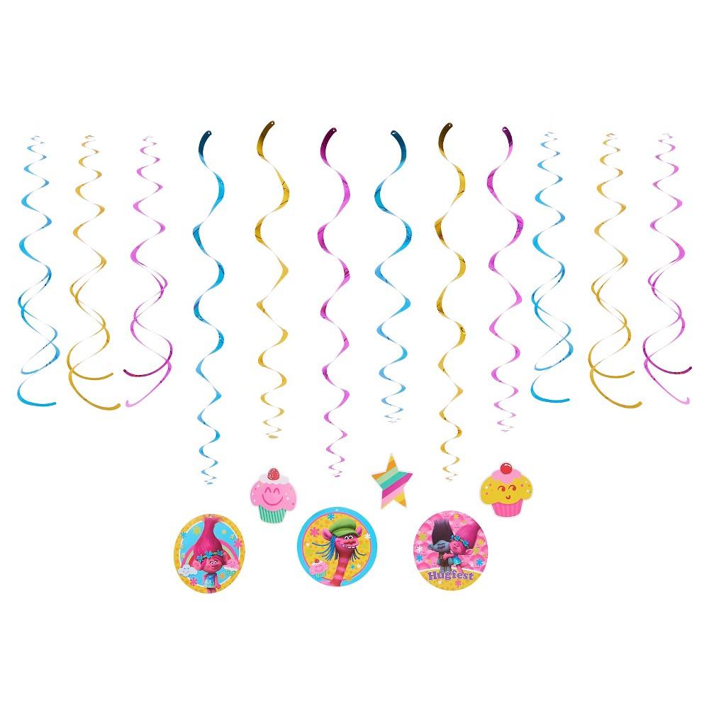12 ct Trolls Swirl Decoration