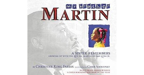 My Brother Martin : A Sister Remembers Growing Up With The Rev. Dr. Martin Luther King Jr. (Reprint) - image 1 of 1