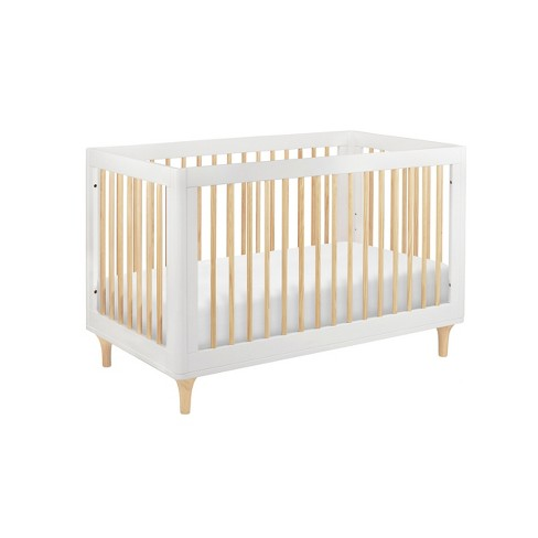 Babyletto Lolly 3-in-1 Convertible Crib with Toddler Rail - image 1 of 9