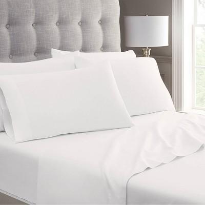Fresh 100% Cotton Sateen Sheet Set - Wholistic
