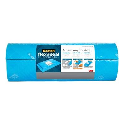 Scotch 10' Flex & Seal Cushioned Shipping Roll