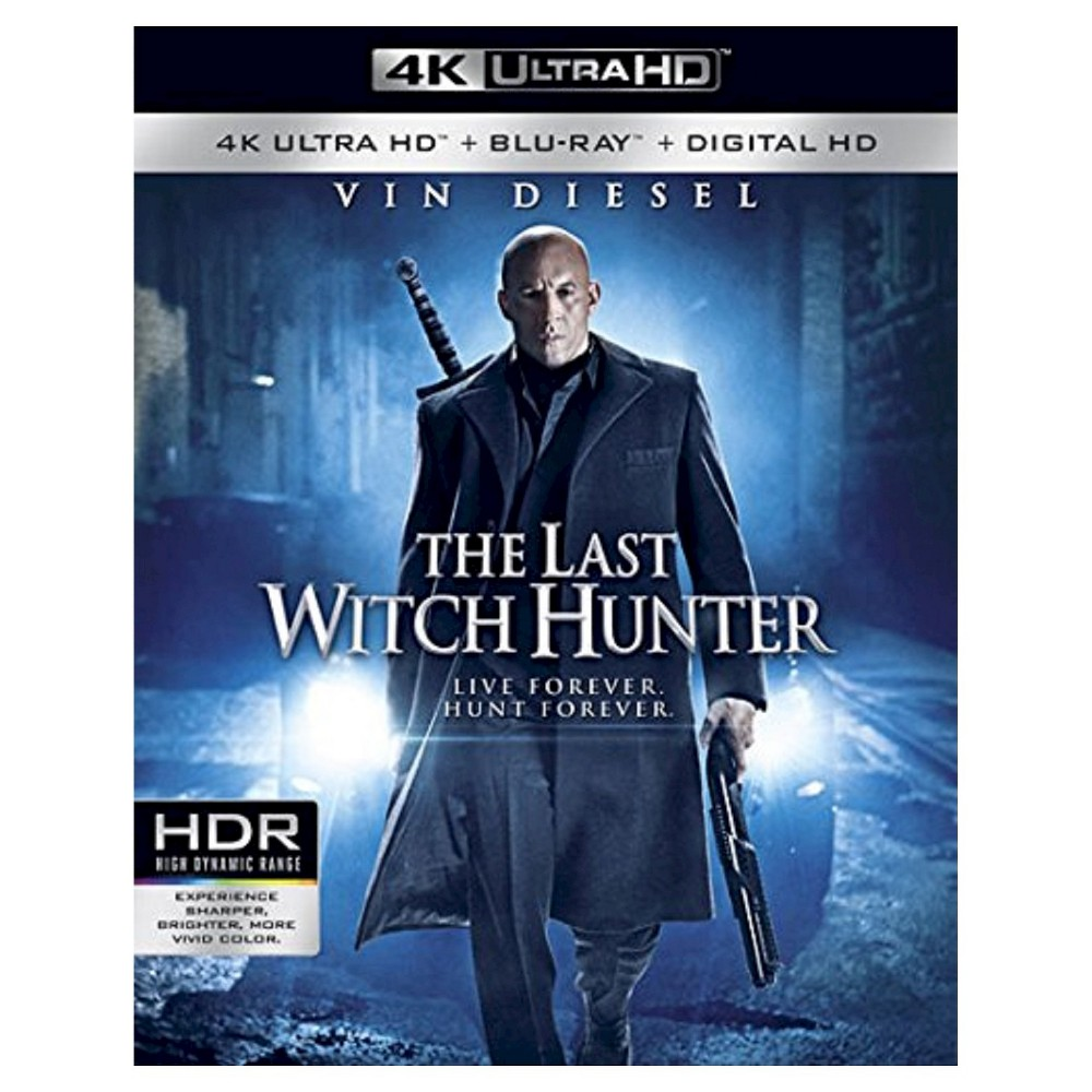 Last Witch Hunter (4K/Uhd)