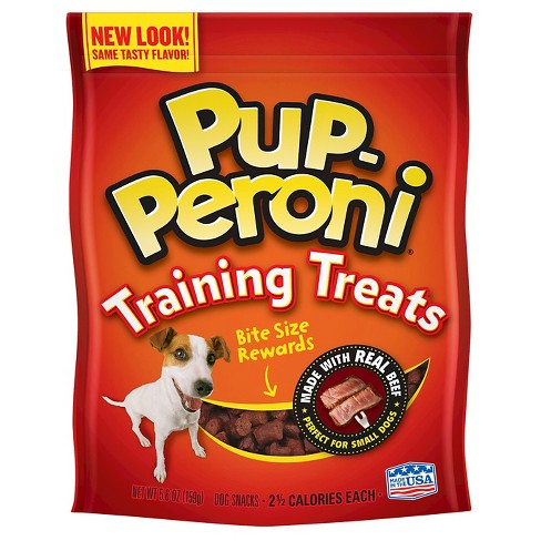 Pup-Peroni Beef Flavor Training Treats 5.6oz - image 1 of 2