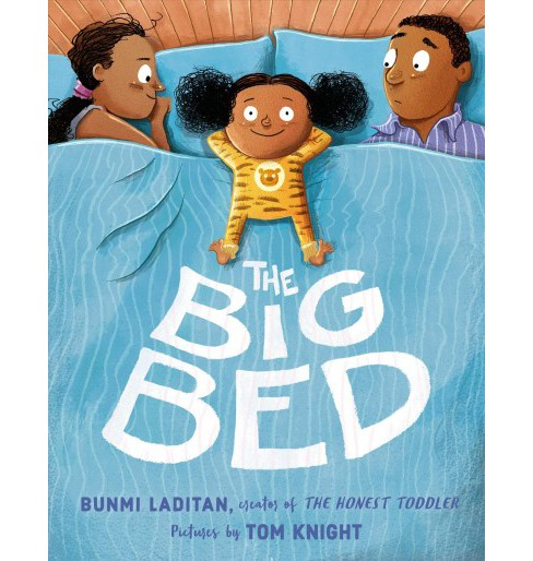 Big Bed -  by Bunmi Laditan (School And Library) - image 1 of 1