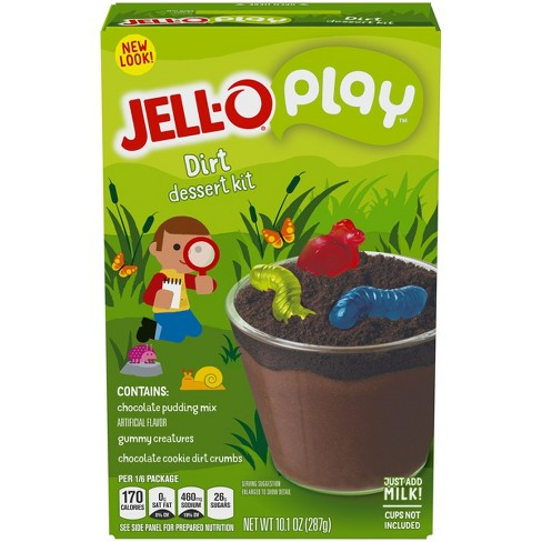 Jell-O Creations Dessert Kit - Oreo Dirt Cups 10oz - image 1 of 3