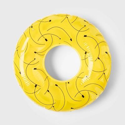 Banana Pool Tube Acid Yellow - Sun Squad™