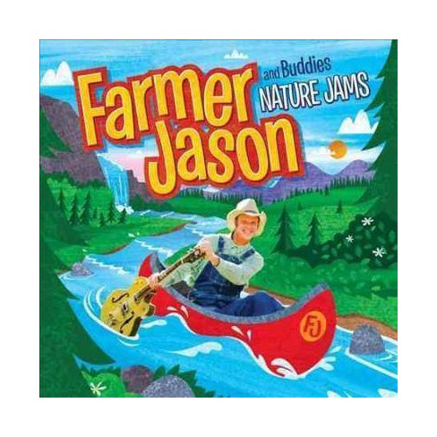 Farmer Jason - Nature Jams (CD) - image 1 of 1