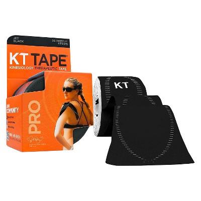 KT TAPE PRO -  20 Pre-cut Strips