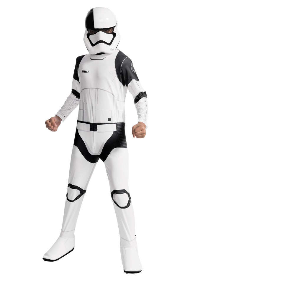 Kids' Star Wars Episode Viii - The Last Jedi Executioner Trooper Costume S, Kids Unisex, Multicolored