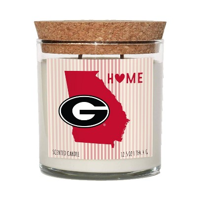 NCAA Georgia Bulldogs Home State Candle