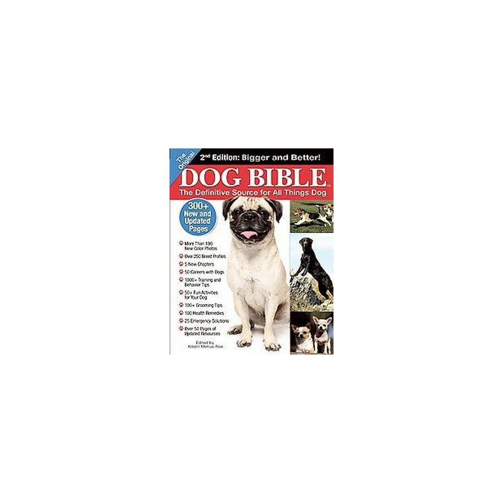 Original Dog Bible : The Definitive Source for All Things Dog (Paperback)
