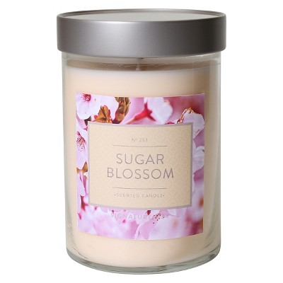 Jar Candle Sugar Blossom 21oz - Signature Soy®