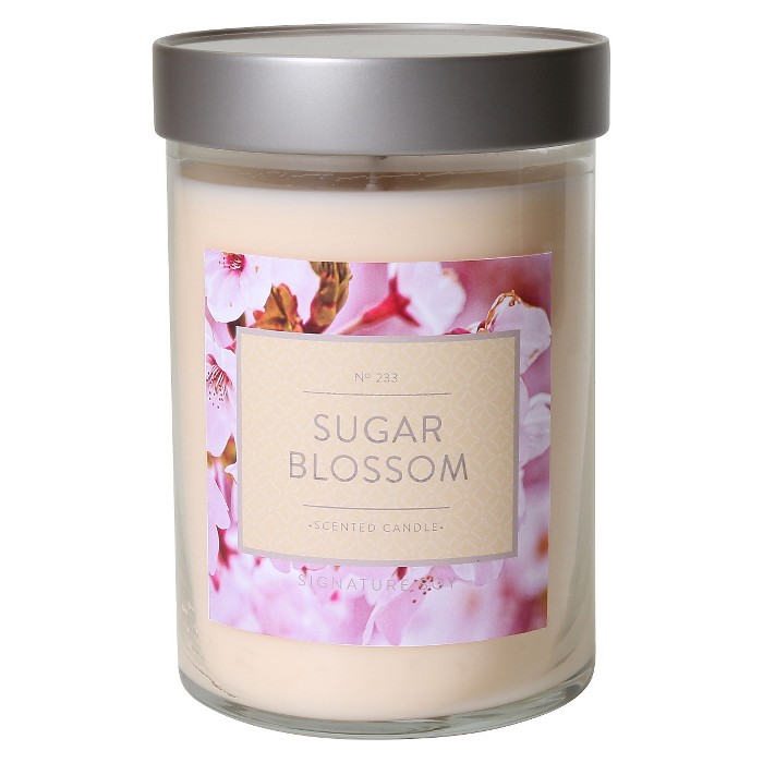 Jar Candle Sugar Blossom 21oz - Signature Soy® - image 1 of 1