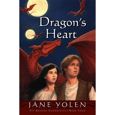 Dragon's Heart - (Pit Dragon Chronicles) by  Jane Yolen (Paperback) - image 1 of 1