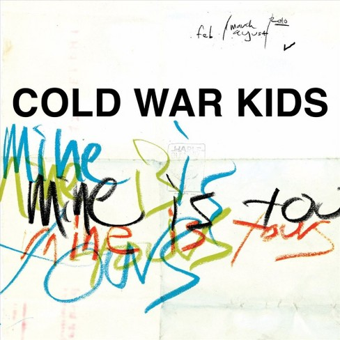 Cold war kids - Mine is yours (Vinyl) - image 1 of 2