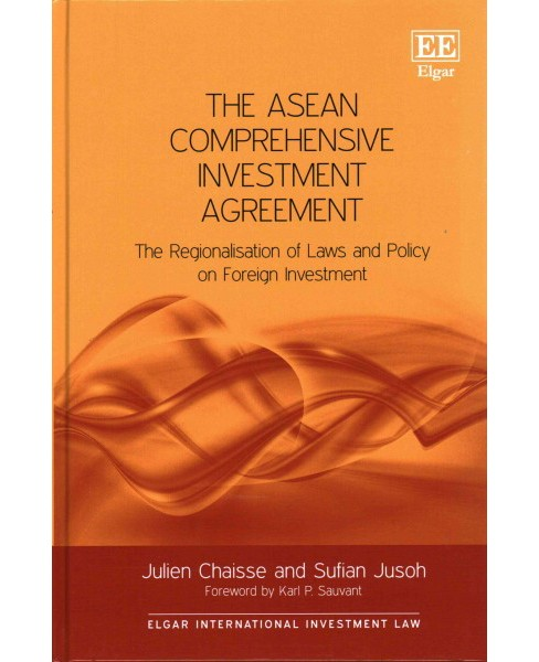 ASEAN Comprehensive Investment Agreement : The Regionalisation of Laws and Policy on Foregn Investment - image 1 of 1