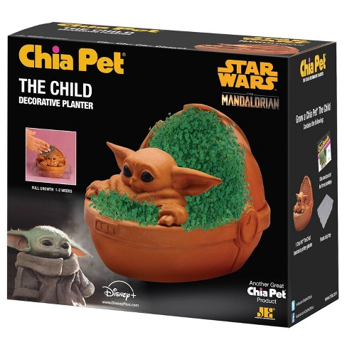 """As Seen on TV Chia Pet Star Wars """"The Child"""" - image 1 of 4"""