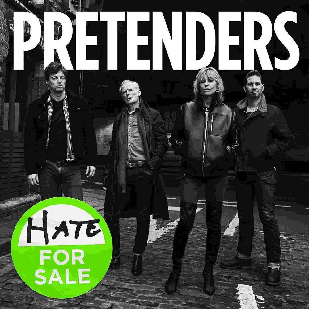 Pretenders Hate For Sale Cd