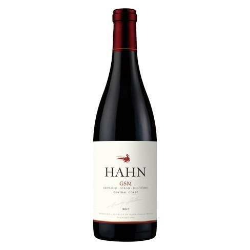 Hahn GSM Red Blend Red Wine - 750ml Bottle - image 1 of 1
