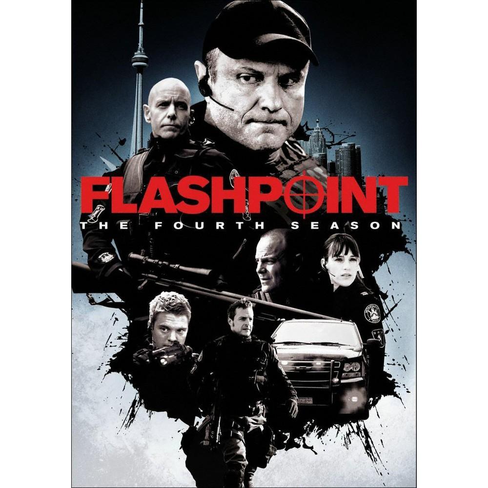 Flashpoint:Fourth Season (Dvd)