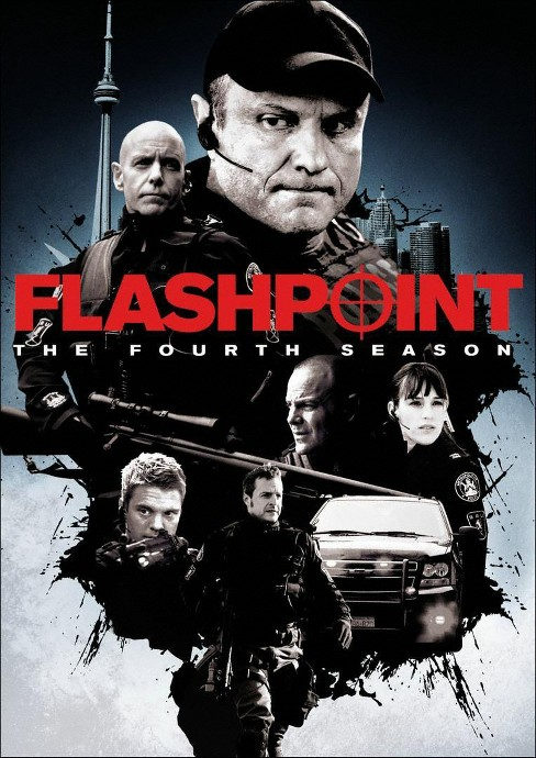 Flashpoint:Fourth season (DVD) - image 1 of 1