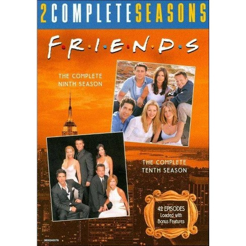 Friends: Complete 9th & 10th Seasons (DVD) - image 1 of 1