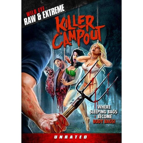 Killer Campout (DVD) - image 1 of 1