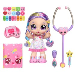 Kindi Kids Shiver 'n Shake Doll - Rainbow Kate
