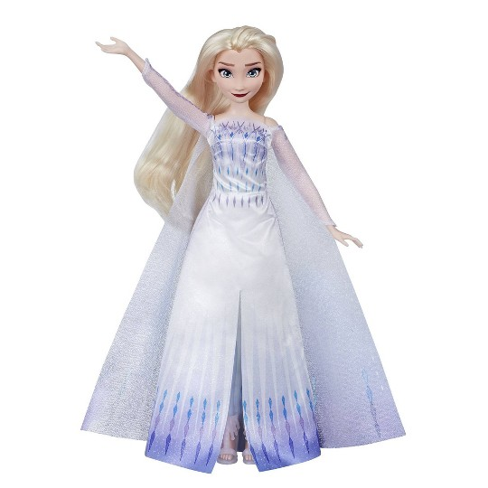 Disney Frozen 2 Musical Adventure Elsa Doll image number null