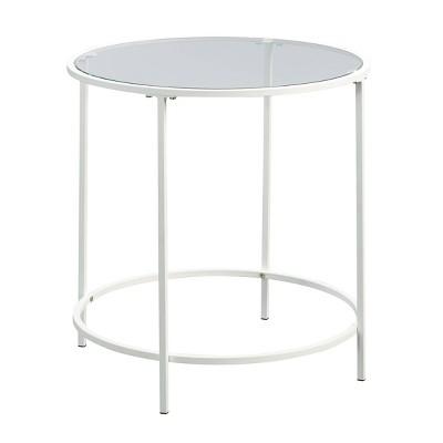 Anda Norr Side Table White - Sauder