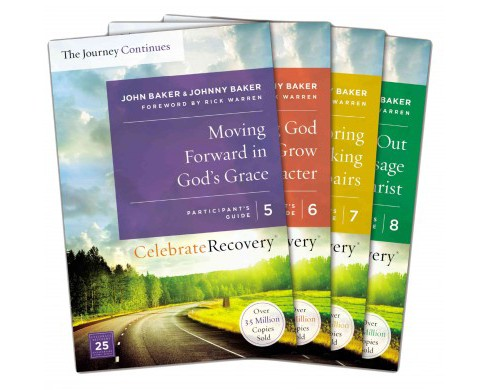 Celebrate Recovery : The Journey Continues: Participant's Guide (Paperback) (John Baker) - image 1 of 1