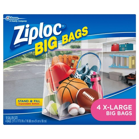 Ziploc Storage Big Bags - image 1 of 4