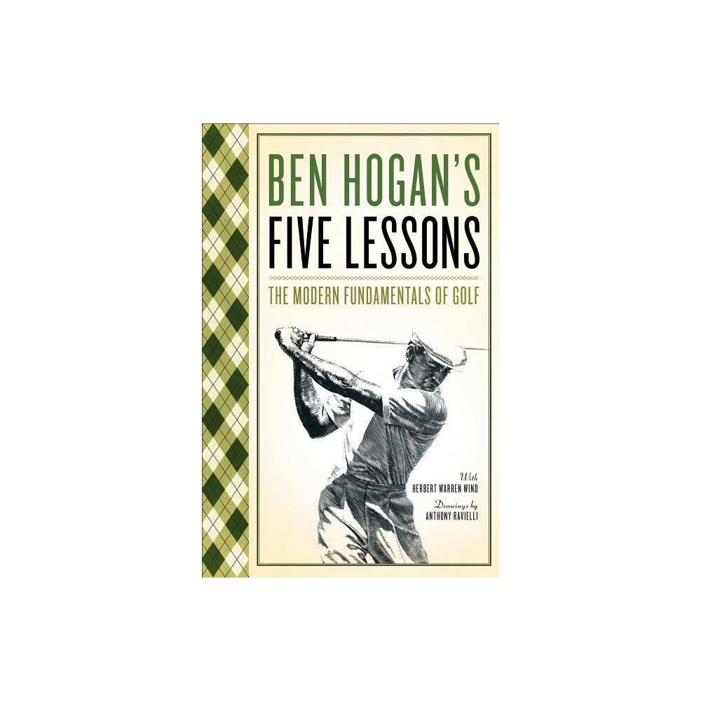 Five Lessons By Ben Hogan Paperback