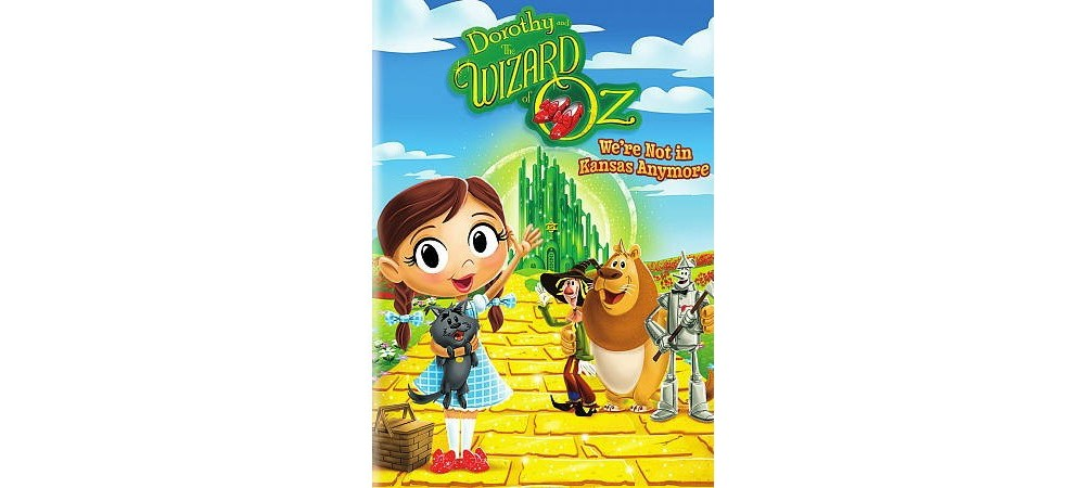 Dorothy And The Wizard Of Oz:We're No (Dvd)